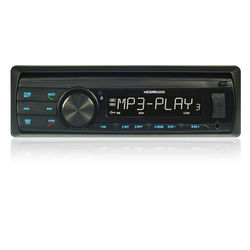 MEGA AUDIO Car MP3 Player Car Multimedia Fm Player (MAR 31BT)