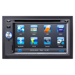 BLAUPUNKT Car Multimedia Player Santa Fe 530 -(4260275273110)