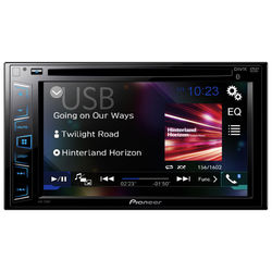 Pioneer Car Multimedia Player AVH-299BT- (884938344920)