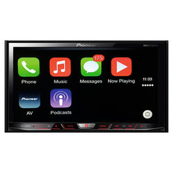 Pioneer Car Multimedia Player AVH-199DVD- (884938345149)