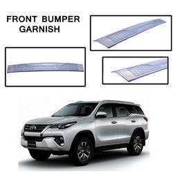 KMH Front Bumper Garnish for Toyota Fortuner 2016