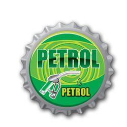 Autographix Decals Model - Bottle Cap Petrol