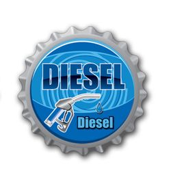 Autographix Decals Model - Bottle Cap Diesel