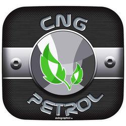 Autographix Decals CNG Petrol Fuel (SQ16)