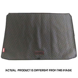 Elegant Dicky Mat Magic Black For Mahindra Quanto
