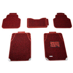KMH Universal Grass Mat for Cars (Red)