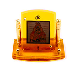 Diviniti 24krt Gold Plates Idol for Lord Bankey Biarhi (ACFP+ Frame)