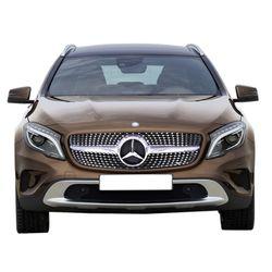 KMH Diamond Grill For Mercedes GLA (Gloss Black)
