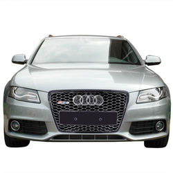 KMH RS Grill For Audi RS4 B8 (Gloss Black)