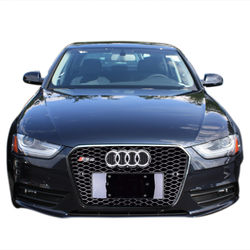 KMH RS Grill For Audi RS4 B9 (Gloss Black)