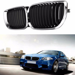 Front Grill for BMW 3 Series (2002-2005) E46 OEM (Set of 2 Pcs)