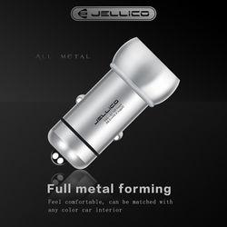 KMH jellico New Cigarette lighter Series (MC-36)- Silver