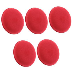 KMH Professional Power Foam Applicator Pad (5 Pieces)-Red