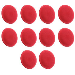 KMH Professional Power Foam Applicator Pad (10 Pieces)-Red