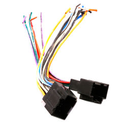 KMH Stereo Wiring Harness Socket for Chevrolet Captiva