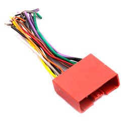 KMH Stereo Wiring Harness Socket ford Endevour 2009