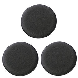 KMH Professional Power Foam Applicator Pad (3 Pieces)-Black