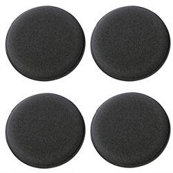 KMH Professional Power Foam Applicator Pad (4 Pieces)-Black
