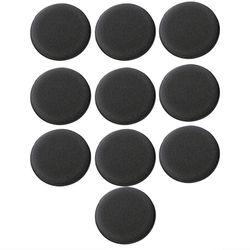 KMH Professional Power Foam Applicator Pad (10 Pieces)-Black