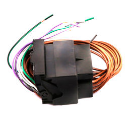 KMH Plug N Play Wiring Harness for HI/Low Converter Skoda Yeti 2011-14
