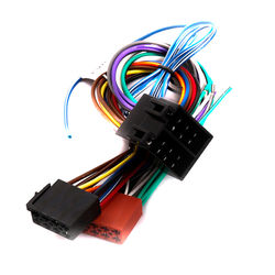 KMH Plug N Play Wiring Harness for HI/Low Converter Tata Safari