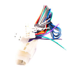KMH Plug N Play Wiring Harness for HI/Low Converter Toyota Liva