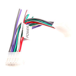 KMH Plug N Play Wiring Harness for HI/Low Converter Mahindra Xuv 500