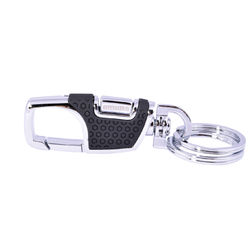 KMH Omuda Key Ring (3718) Black