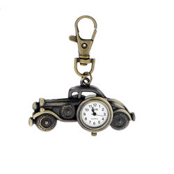 KMH Watch Key Ring for vintage Car Shape