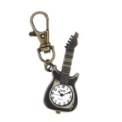 KMH Watch Key Ring for Sports Guitar Shape