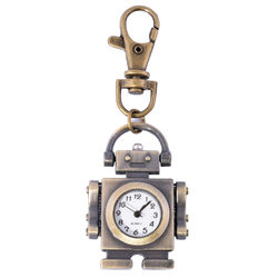 KMH Watch Key Ring for Robot Shape