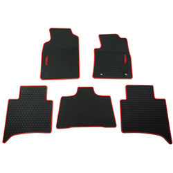 KMH High Quality Rubber Foot Mats for Toyota Innova