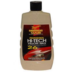 Meguiars Hitech Yellow Wax (473 ml)