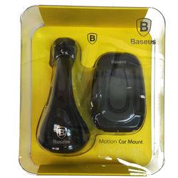 BASEUS Motion Car Mount Mobile Holder Black (5369) (6953156230439)