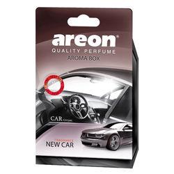 Areon Quality Perfume Aroma Box- New Car