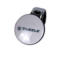 KMH Puzzle Car Steering Wheel knobs White (8805341012055)