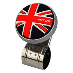 GENOVA Union jack Power Handle Steering knob-(GV 503) (8809141138281)