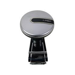 CAREX I-pop Power Handle Steering Knob(CX-1IT3500007) Silver-(8807424091612)