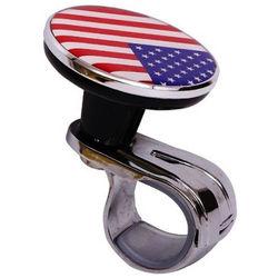 EXO American Flag Power Handle Steering Knob-(8803932037814)