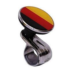 EXO European Flag Power Handle Steering Knob-(8803932037814)