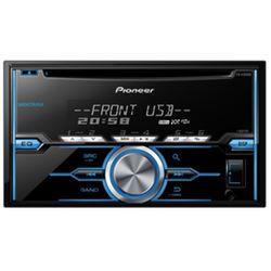 Pioneer FH-X389UB Double-Din Car Stereo
