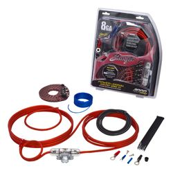 KMH SK4681 4000 Series 8 Gauge Power Signal Wiring Kit