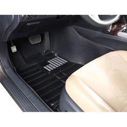 KMH 5D Mats for Maruti Suzuki Swift Dzire Black (Set of 3pcs)