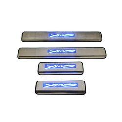Door Sill Plates Light For Hyundai Xing
