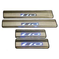 Door Sill Plates Light For Hyundai I10
