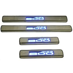 Door Sill Plates Light For Maruti Suzuki Alto 800