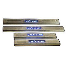 Door Sill Plates Light For Mahindra Xylo