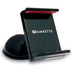 Amkette Car Mount Axis Mobile holder S40 (Black & Pink)