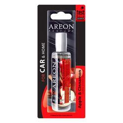 Areon Car Perfume (35 ML) - Apple & Cinnamon APB01