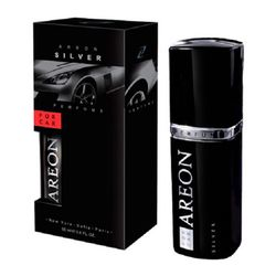 Areon Car Perfume(50 ml) - Silver MC PO5